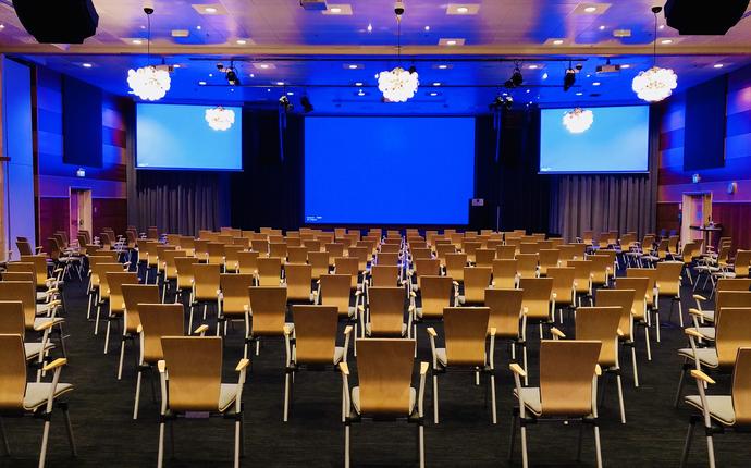 Clarion Hotel Stavanger - Stavanger Hall - kino-oppsett