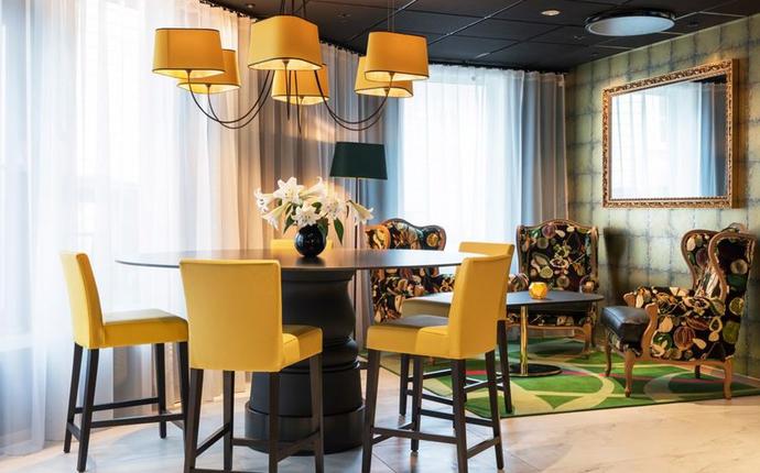 Thon Hotel Stavanger - Lobby
