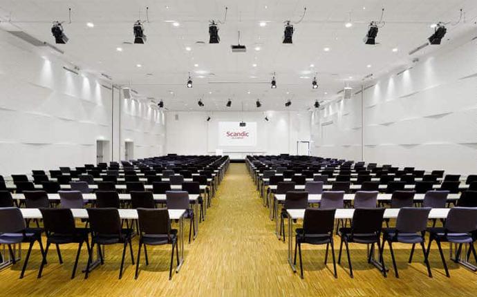 Scandic Oslo Airport - Zeppelin konferansesal
