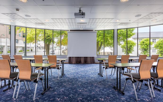 Clarion Hotel Stavanger - Inspirasjon - Populært møterom i 3. etasje