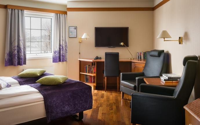 Quality Hotel Olavsgaard - Standard dobbeltrom