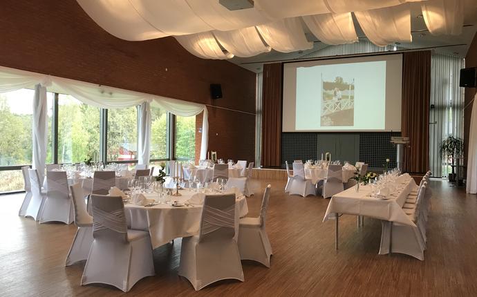 Sørmarka Konferansehotell - Bryllup i Storsalen