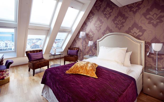 Clarion Collection Hotel Amanda - Rom med utsikt