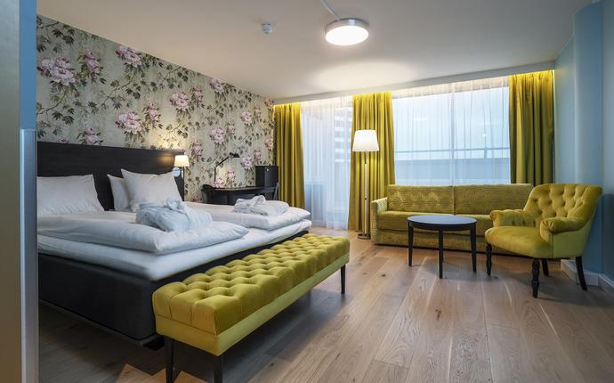 Thon Hotel Slottsparken - Superiorrom