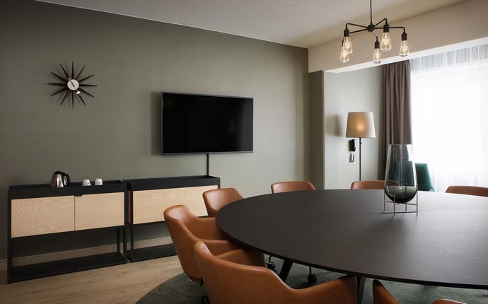 Scandic Bergen City - Suite med møterom