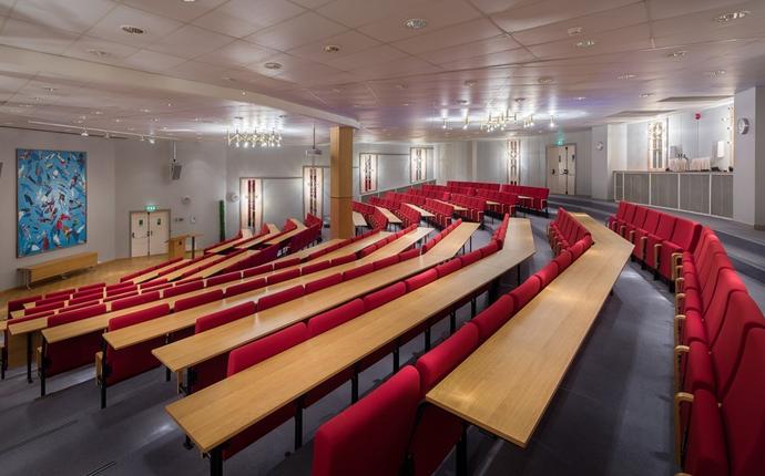 Quality Hotel Olavsgaard - Møterom Auditoriet