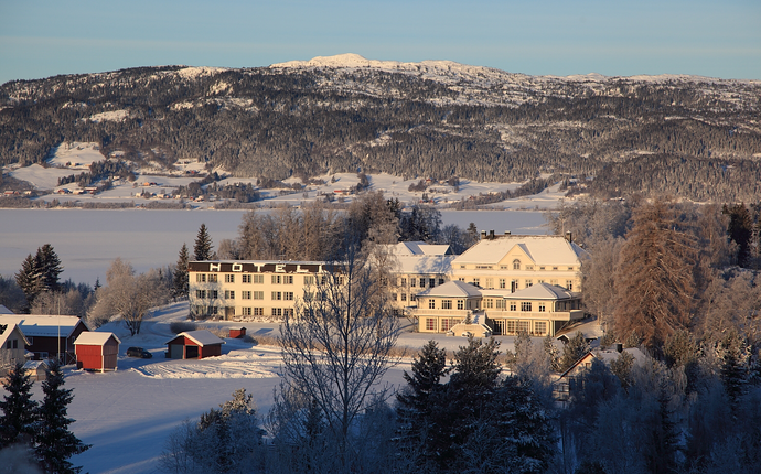 Selbusjøen Hotell & Gjestegård - Vinter