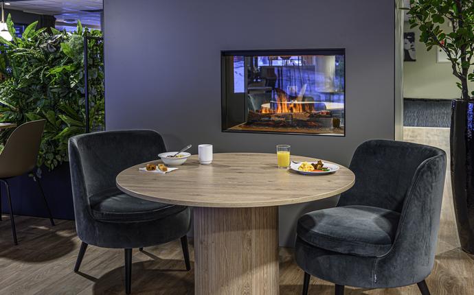Anker Hotel - En deilig frokost i flotte omgivelser
