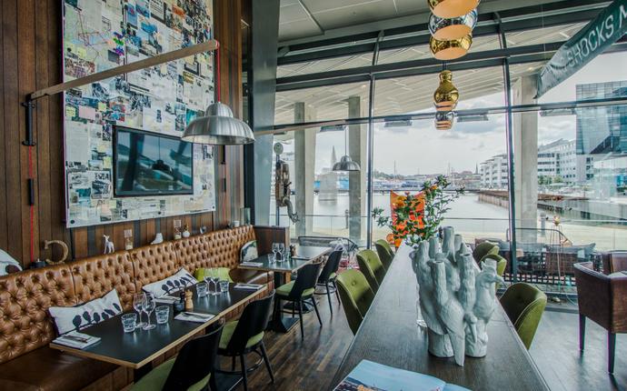 Radisson Blu Riverside - Restaurant