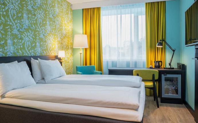 Thon Hotel Maritim - Standard dobbelt rom