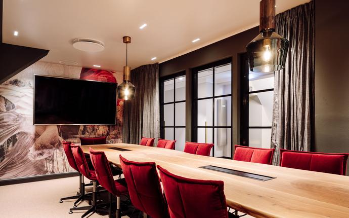 Amerikalinjen - Boardroom for opptil 10 pax