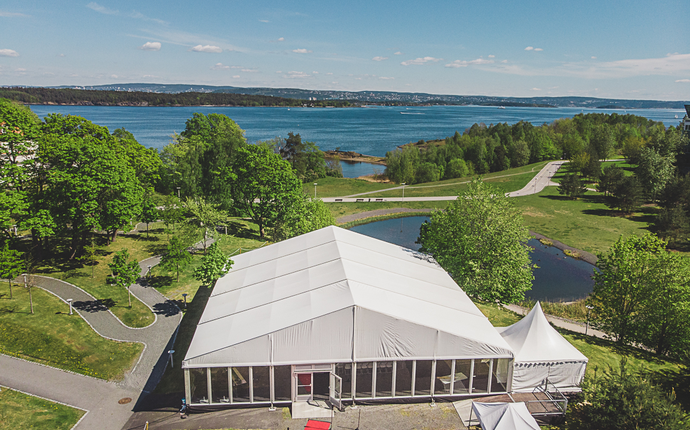Quality Hotel Expo, Fornebu - Telt