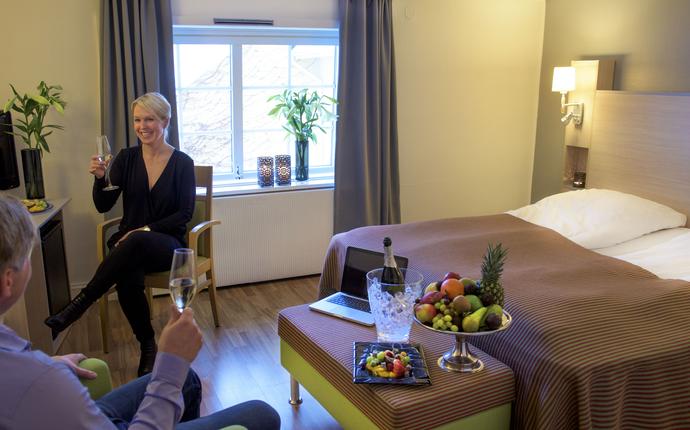 Vinger Hotell & SPA - Dobbeltrom