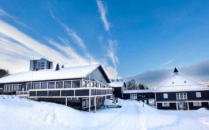 Thon Hotel Narvik - Thon Hotel Narvik
