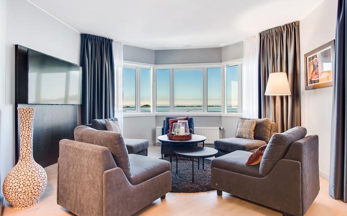 Quality Hotel Ålesund - Suite med havutsikt