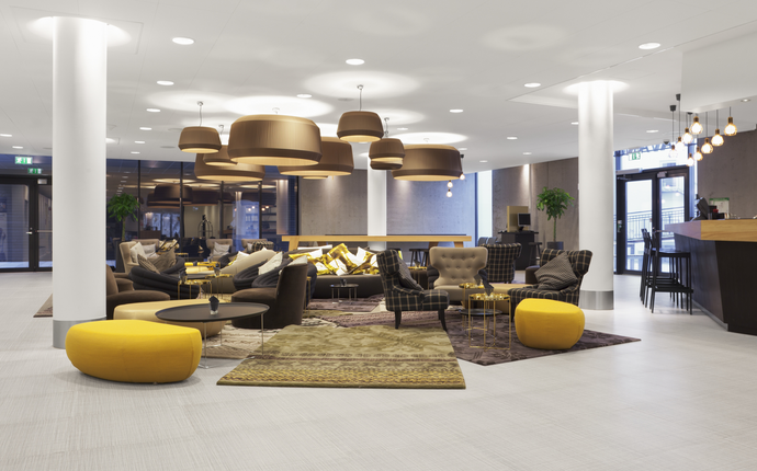 Scandic Stavanger Forus - Lounge