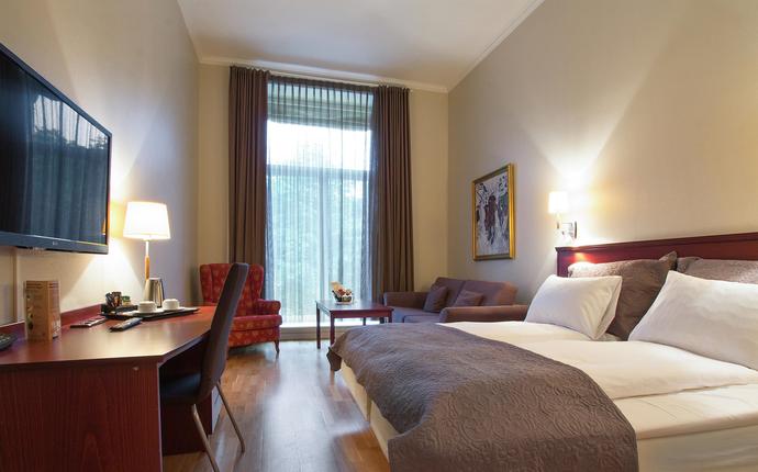 Best Western Karl Johan Hotell - Superior rom