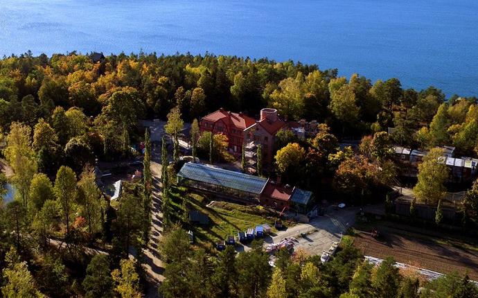 Ramme Fjordhotell - åpner 2020