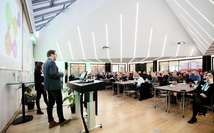 Nationaltheatret Konferansesenter - Hybridkonferanse