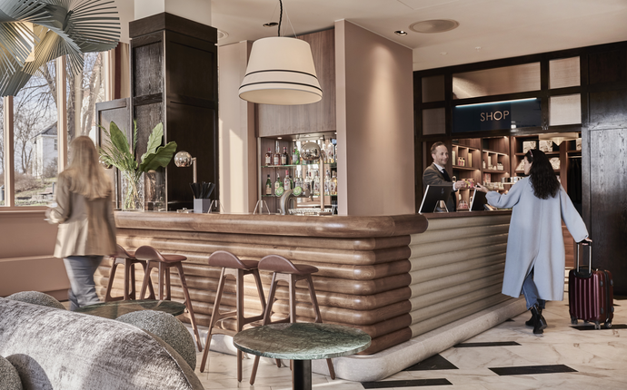 Hotel Klubben - Lobby
