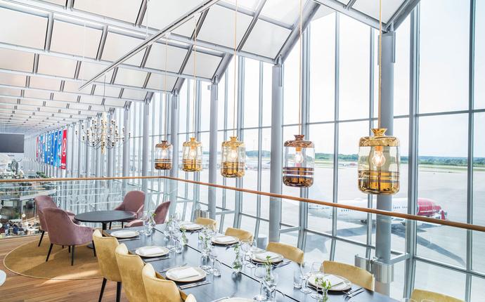 Radisson Blu SkyCity Hotel Arlanda Airport - Restaurant