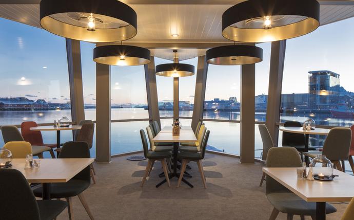 Scandic Svolvær - Restaurant