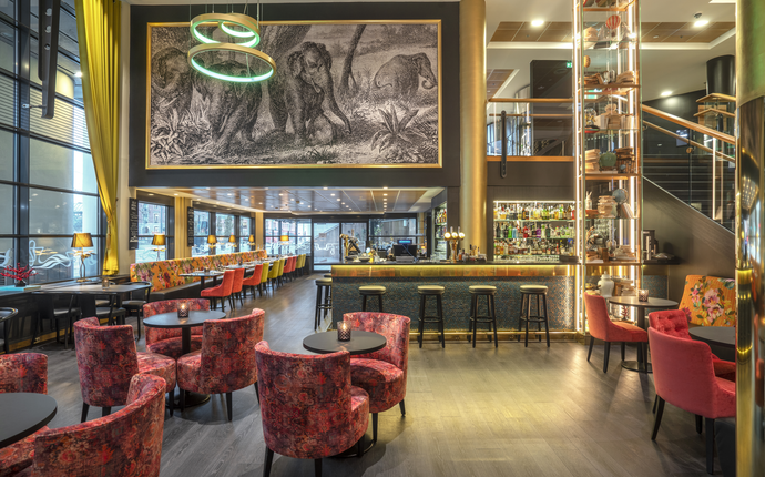 Thon Hotel Opera - Eufemia Bar