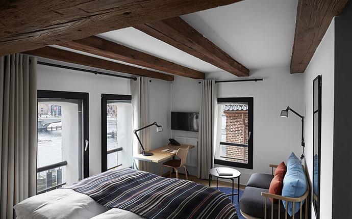 71 Nyhavn Hotel - Dobbeltrom med utsikt