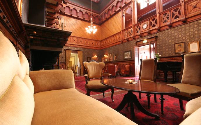 Dalen Hotel - Salongen