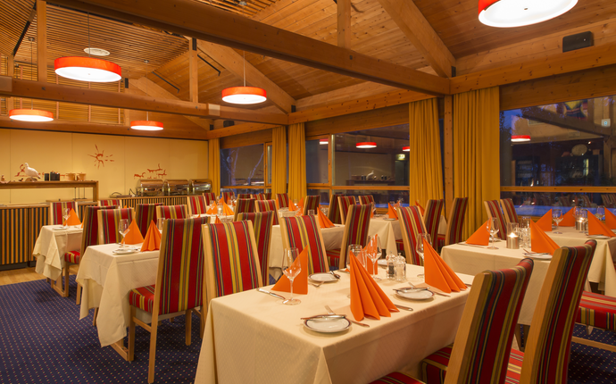 Scandic Karasjok - Restaurant