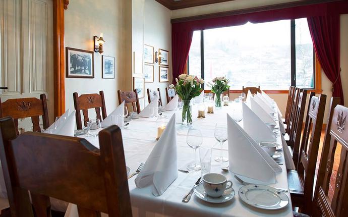 Thon Hotel Sandven, Norheimsund - Styrerom