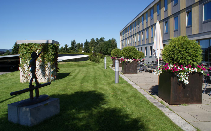 Gardermoen Airport Hotel - Hage