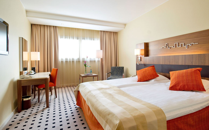 Radisson Blu Royal Park Hotel - Standard rom