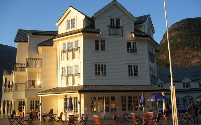 Quality Hotel Vøringsfoss