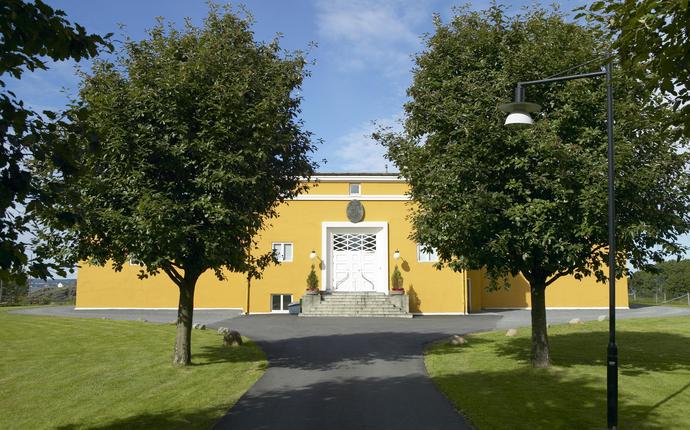 Jeløy Radio Telenor kurs- og konferansehotell