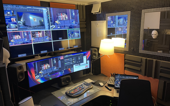 Plus Arena - Videoproduksjon
