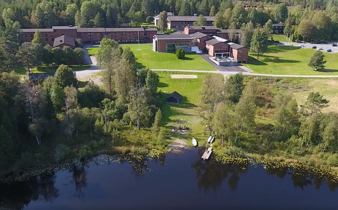 Sørmarka Konferansehotell - Oversiktsbilde