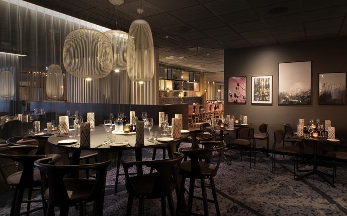 Scandic Ambassadeur Drammen - A la carte restaurant