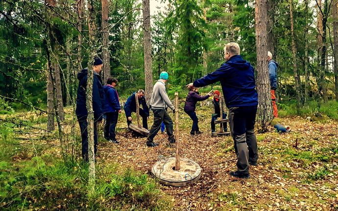 Sørmarka Konferansehotell - Teambuilding