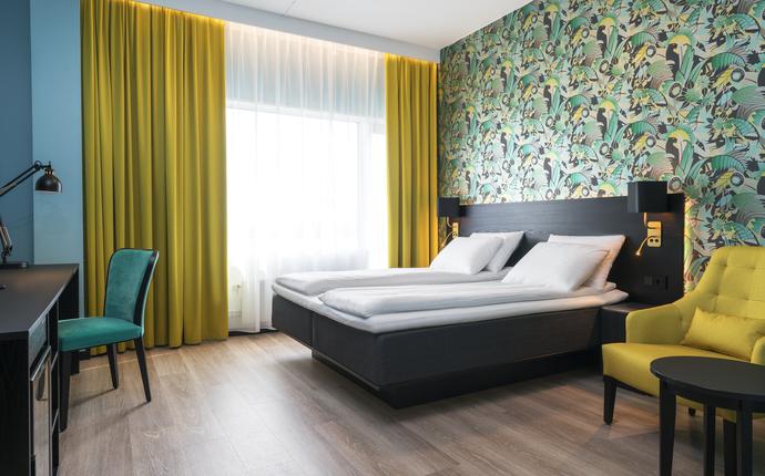Thon Hotel Arena - Standard dobbeltrom