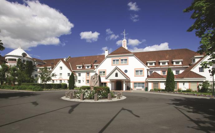 Quality Hotel Olavsgaard - Hotellet