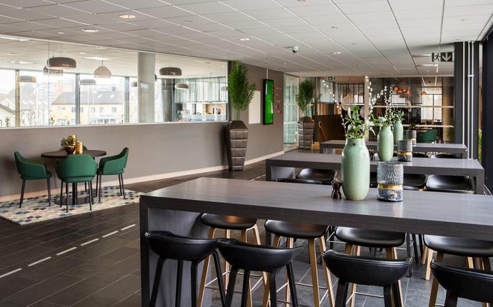 Scandic Lerkendal - Restaurant