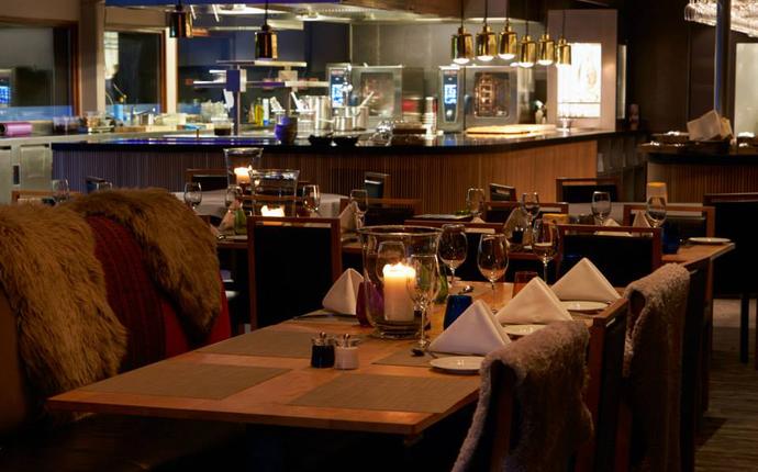 Thon Hotel Vettre - Restaurant ASK