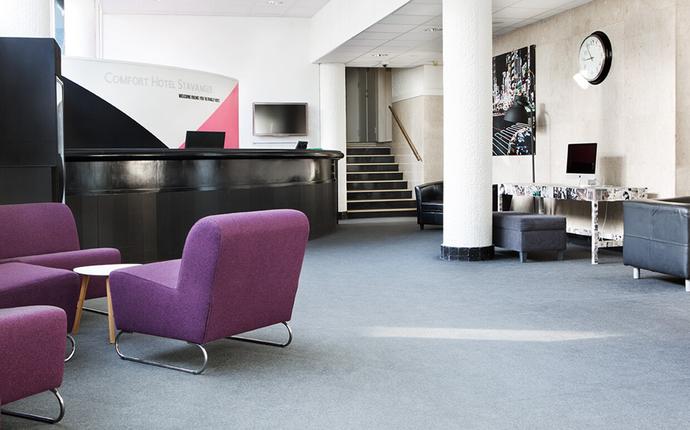 Comfort Hotel Stavanger - Barception