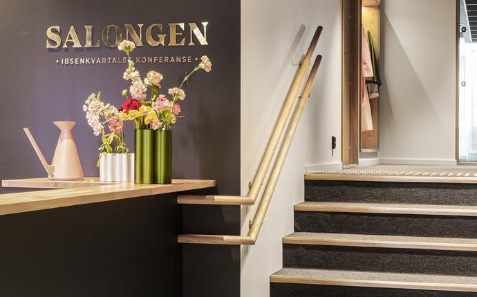 Salongen - Ibsenkvartalet konferansesenter