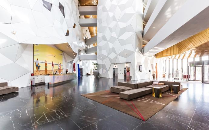 Clarion Hotel Trondheim - lobby