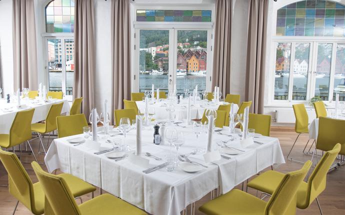 Clarion Hotel Admiral - Sjøkanten