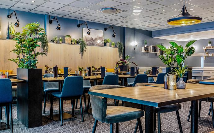 Scandic Central Elverum - Restaurant