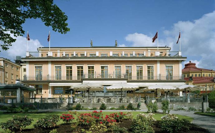 Scandic Hasselbacken - Fasade