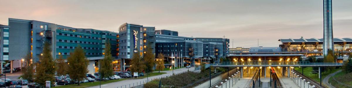 Radisson Blu Oslo Airport